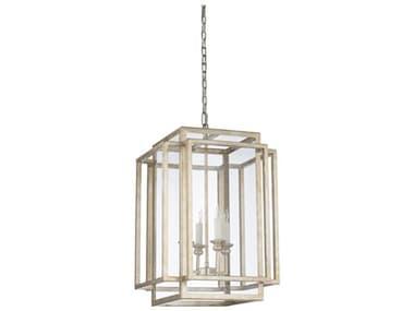 Wildwood Amherst Silver Four-Light 17'' Wide Chandelier WL67179
