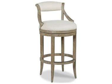 Woodbridge Furniture Vintage Side Swivel Counter Height Stool WBF750509