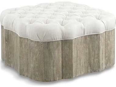 Woodbridge Furniture Vinatge Vintage Ottoman WBF212609