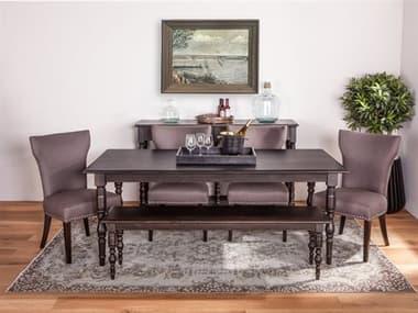 World Interiors Albi Dining Room Set WITZWALBDT76SET