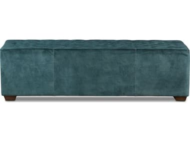 World Interiors Arabella Sage Green / Dark Walnut / Antique Black 58''L Accent Bench WITZWAAWG11S