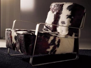 YumanMod Fiji Genuine Leather Accent Chair YMOR100101