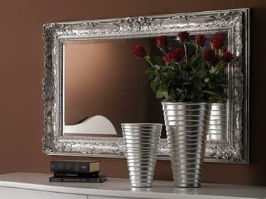 YumanMod Victoria Silver Foil Wall Mirror YMCR51544