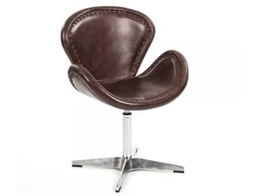 Zentique Tomas Leather Computer Chair ZENPF7178