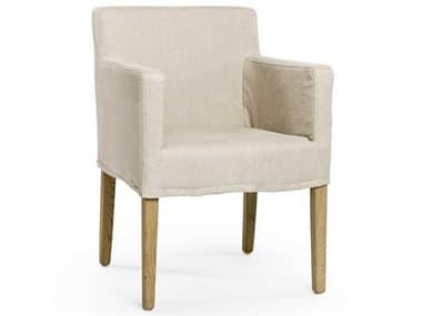 Zentique Avignon Arm Dining Chair ZENXL2001OAKE255A003