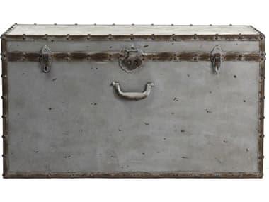 Zentique Rustic Zinc Iron Box ZENPC025