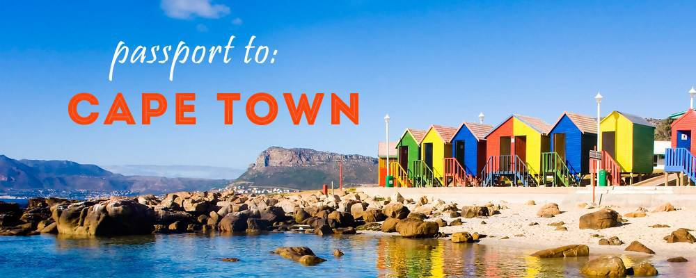Passport To: Cape Town