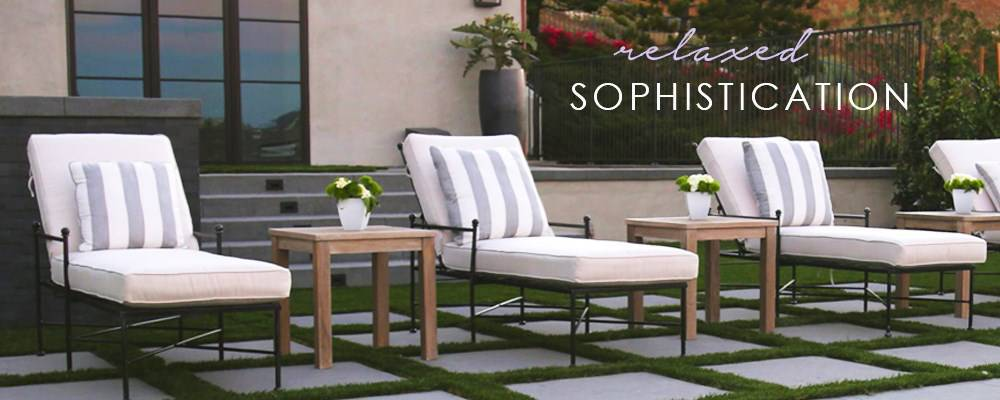 Sophisticated Outdoor Furniture