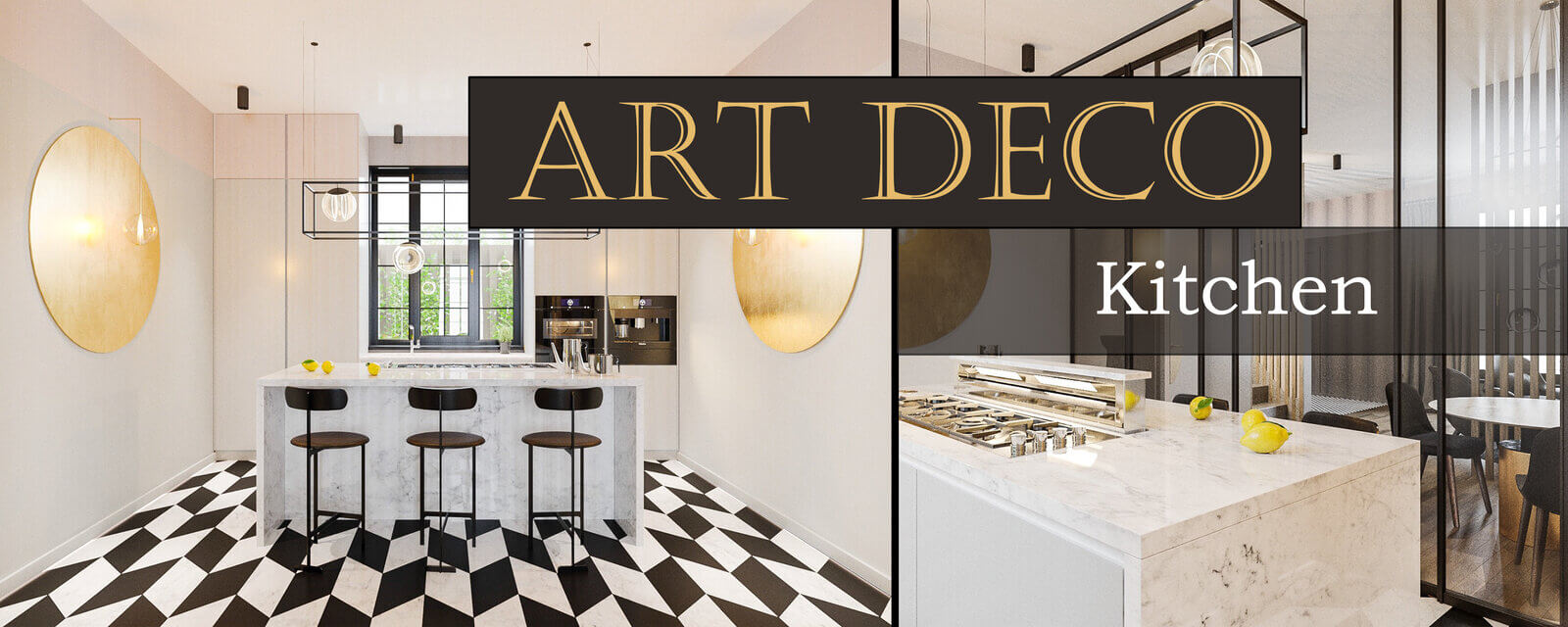 Art Deco | Kitchen