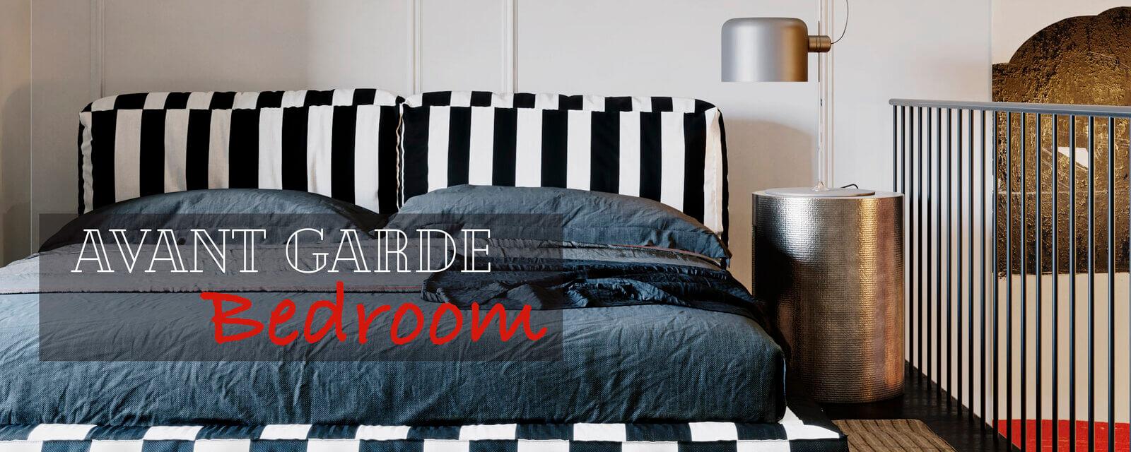 Avant Garde | Bedroom