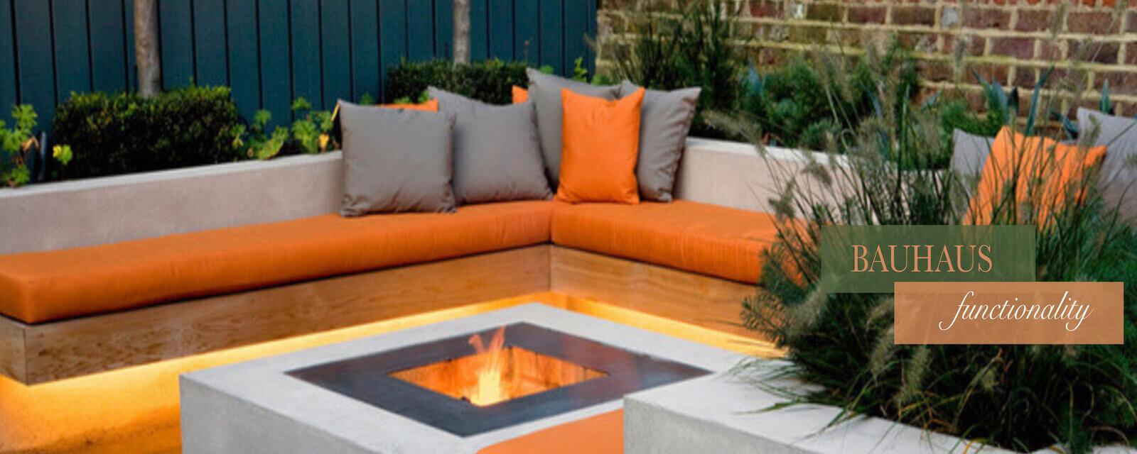 Bauhaus Outdoor Furniture