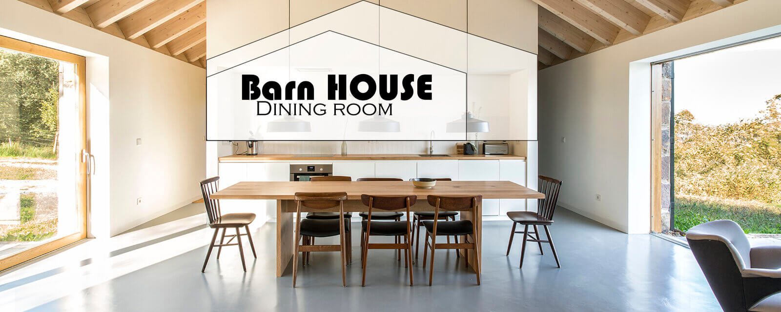 Barn House | Dining Room