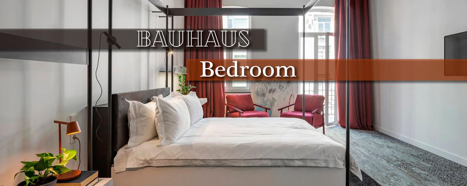 Bauhaus | Bedroom
