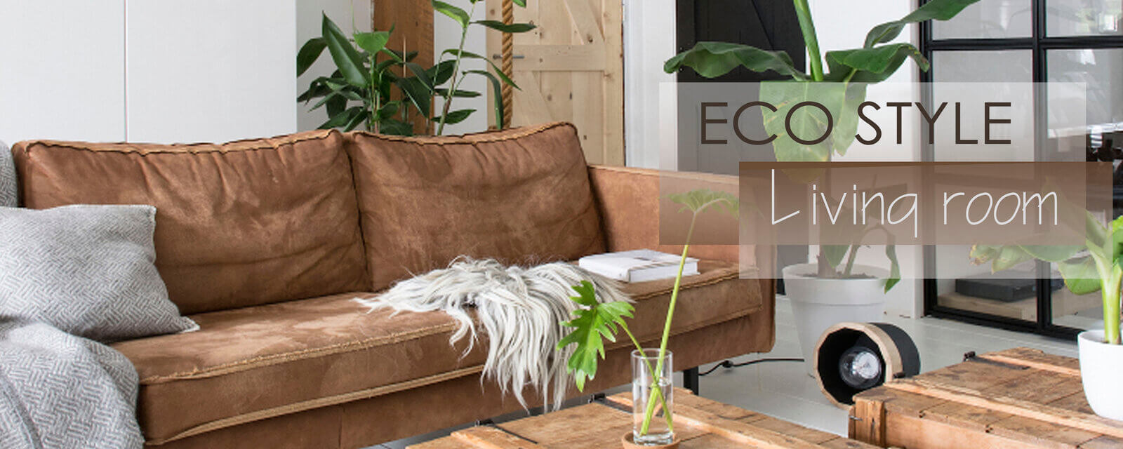 Eco Style | Living Room