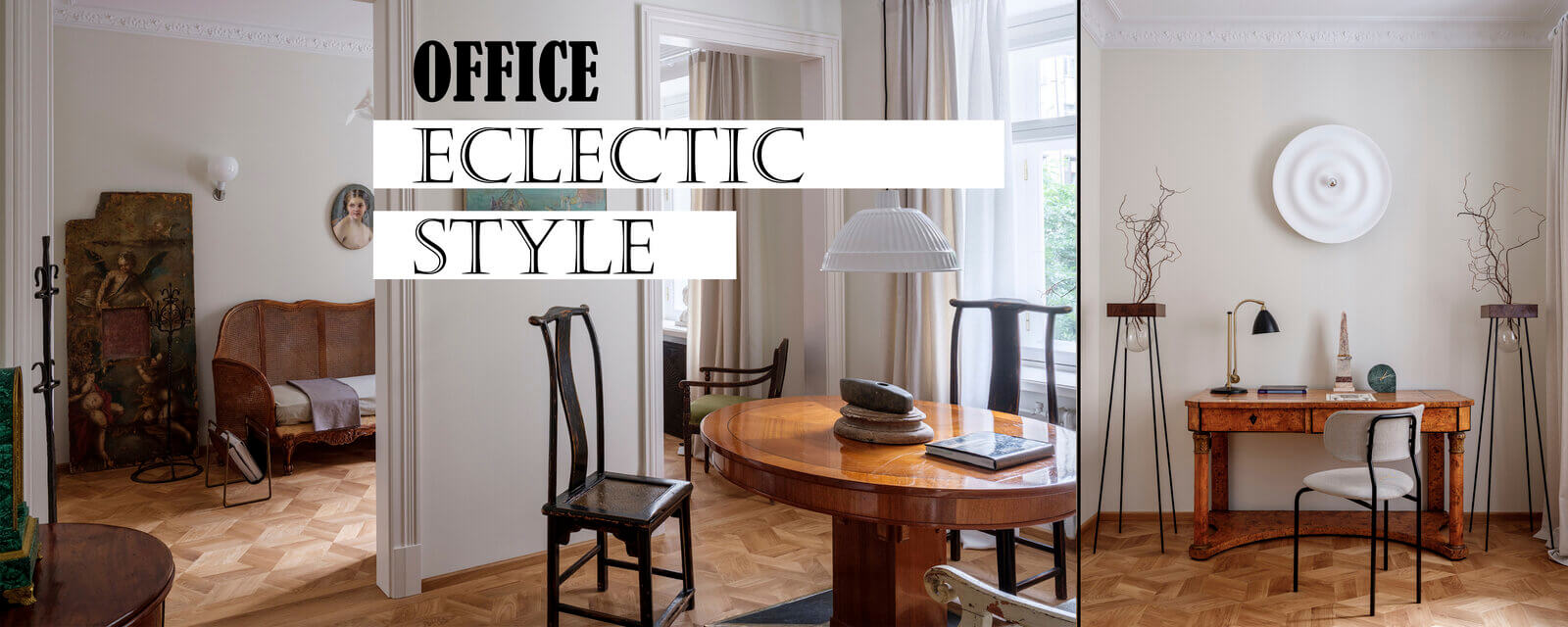 Eclectic Style | Office