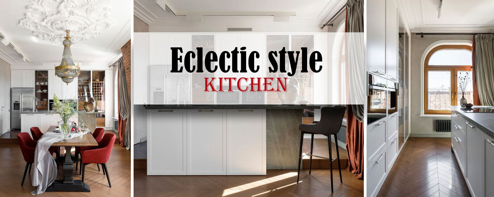 Eclectic Style | Kitchen