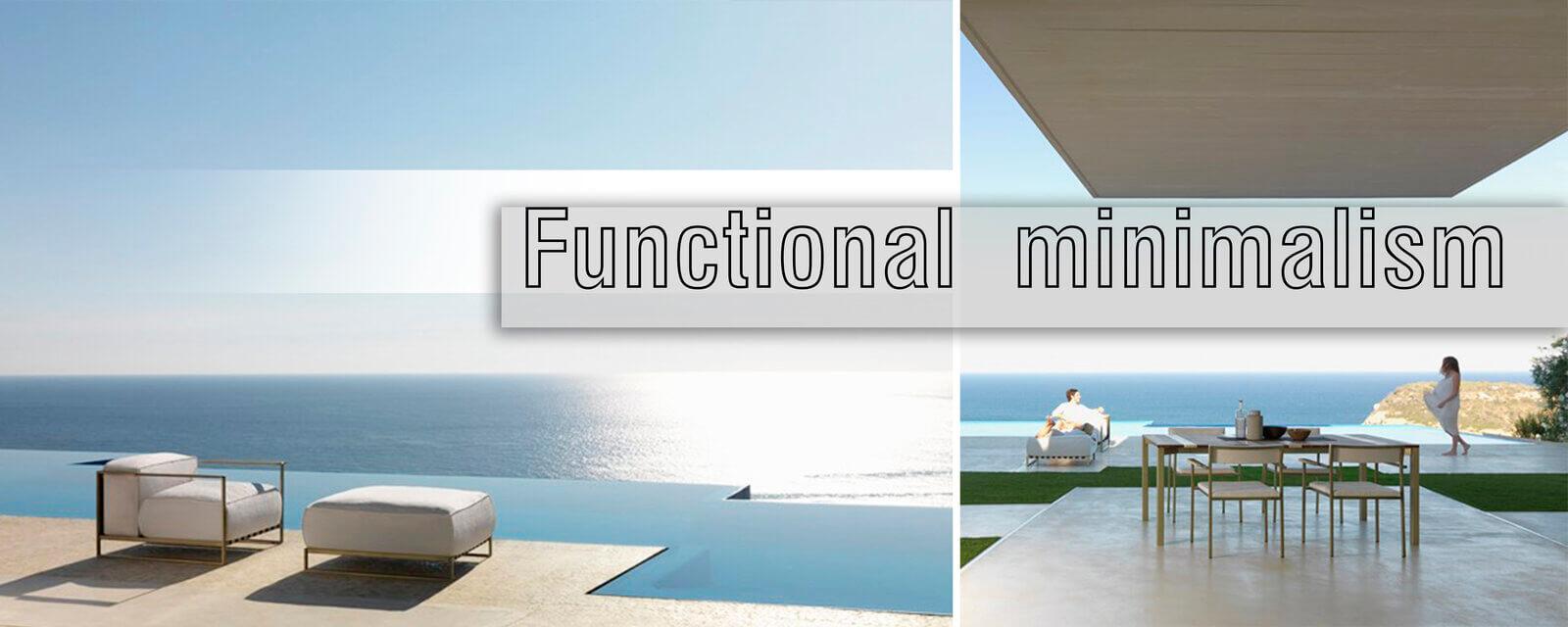 Functional minimalism