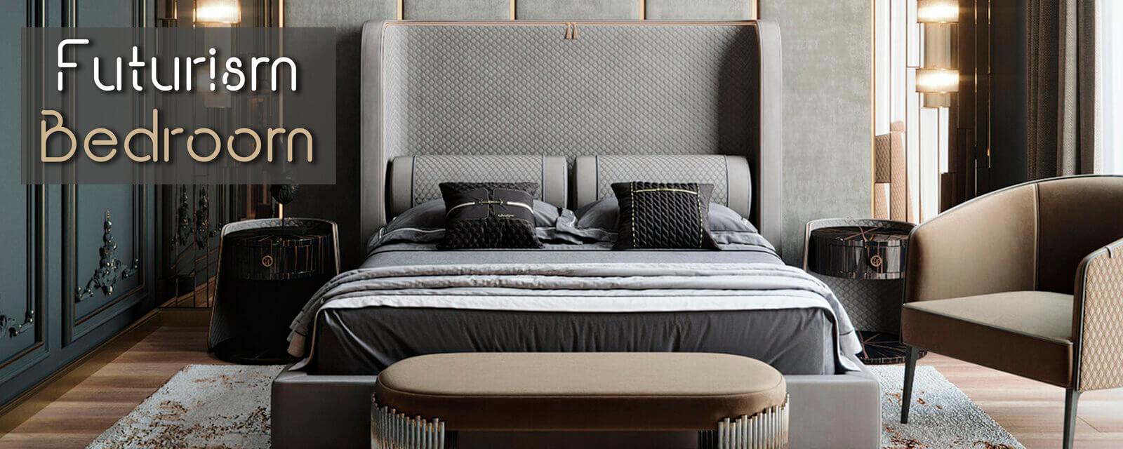 Futurism | Bedroom