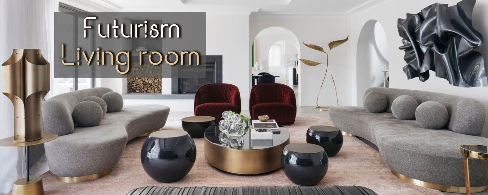 Futurism | Living Room