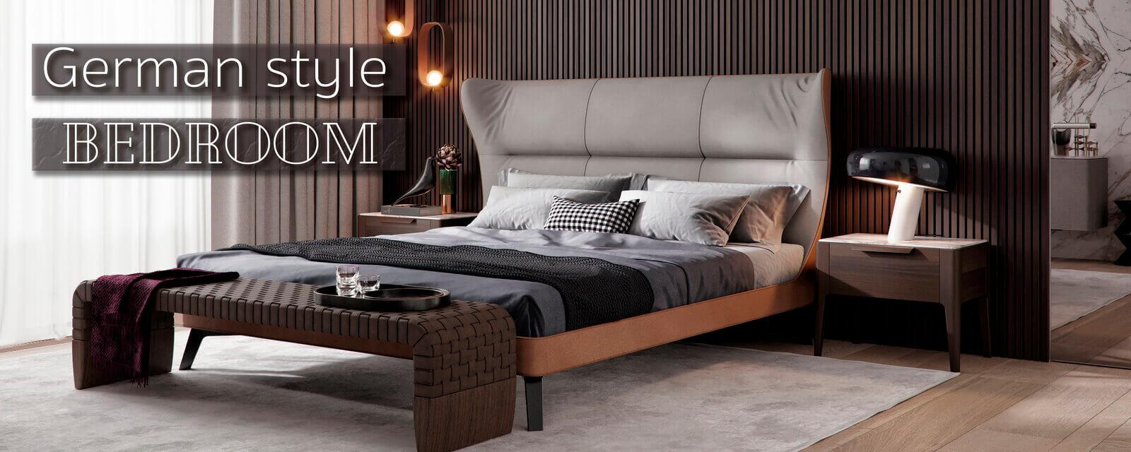 German Style | Bedroom