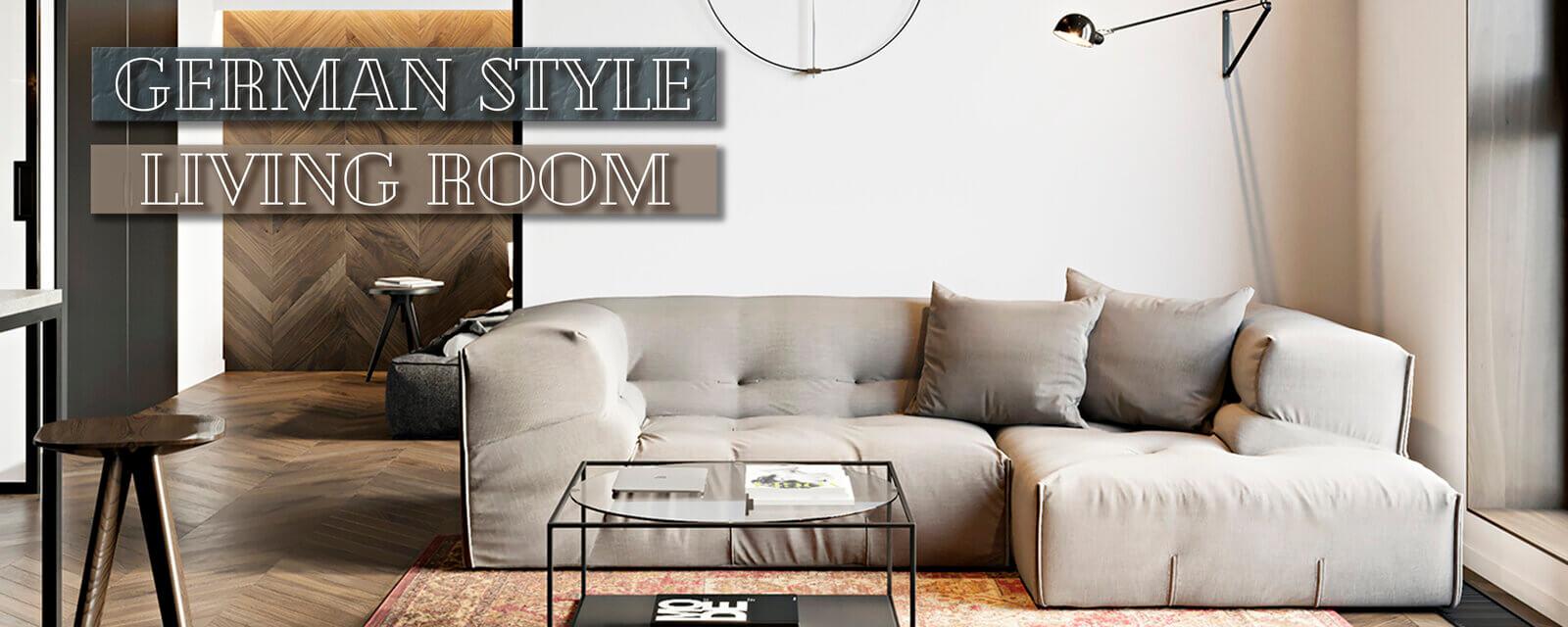 German Style | Living Room