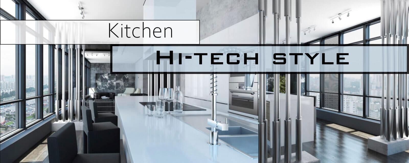 High-Tech | Kitchen