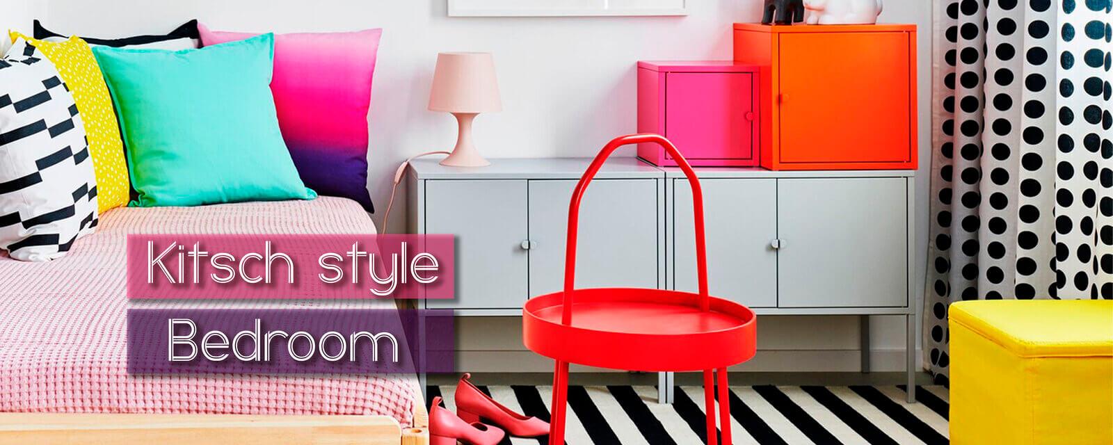 Kitsch Style | Bedroom