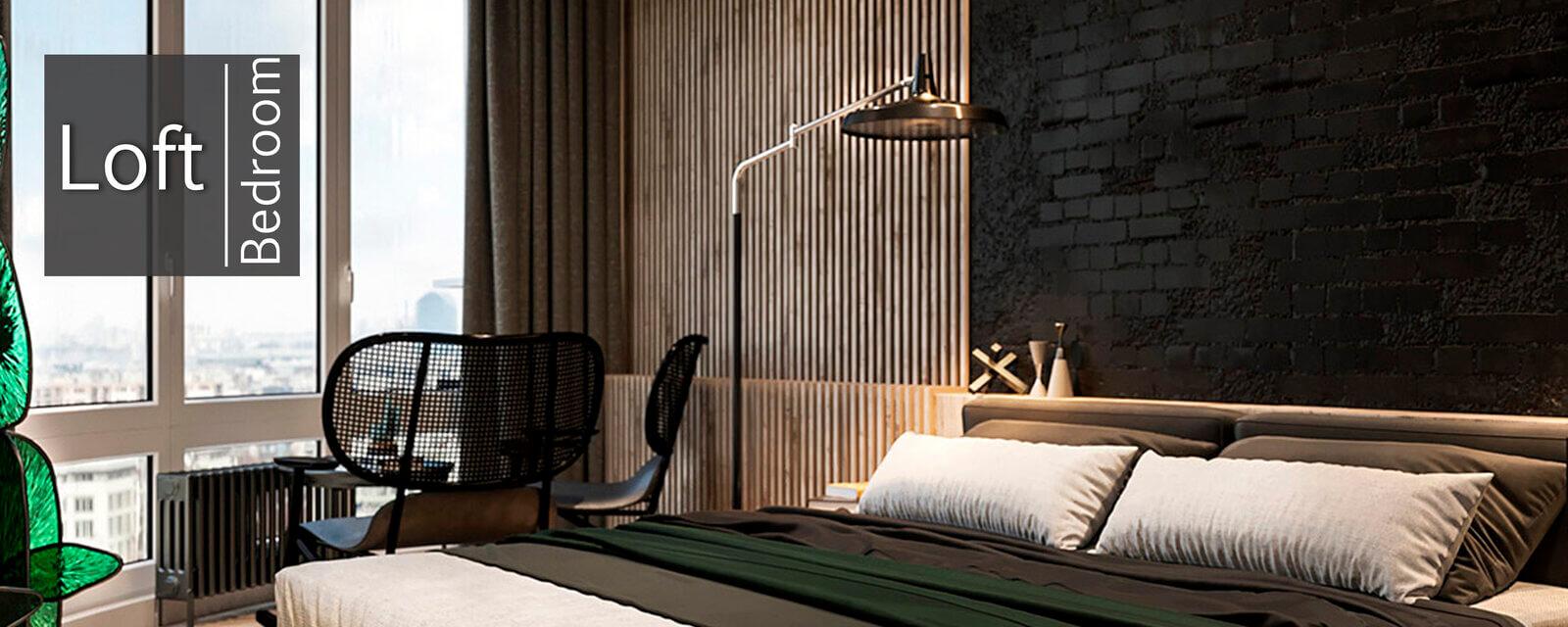 Loft | Bedroom