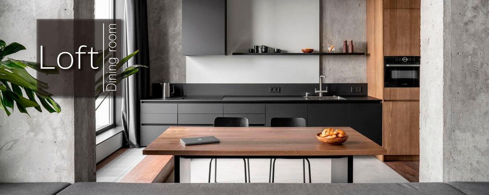 Loft | Dining Room