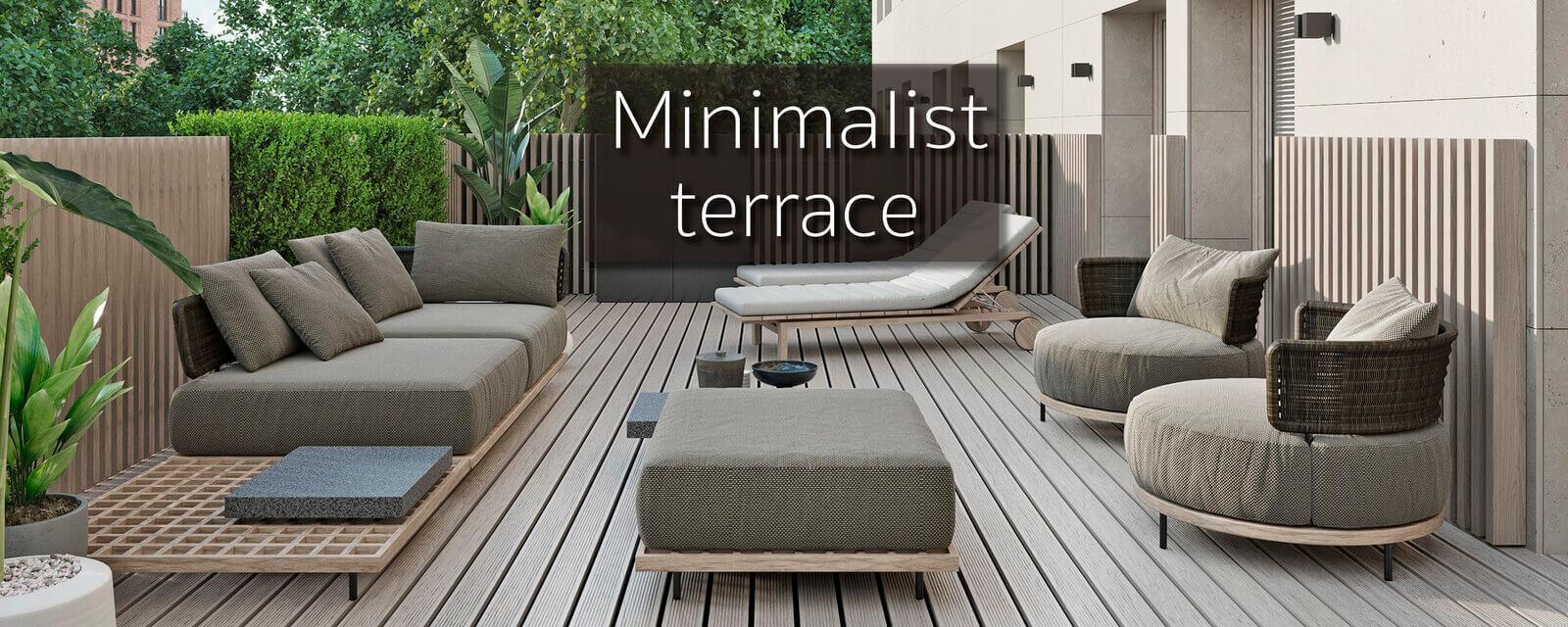 Minimalist | Terrace