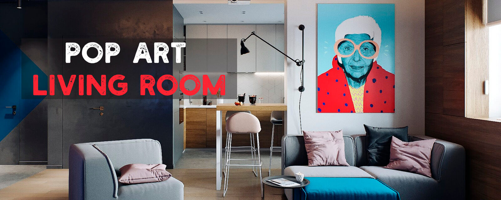 Pop Art | Living Room