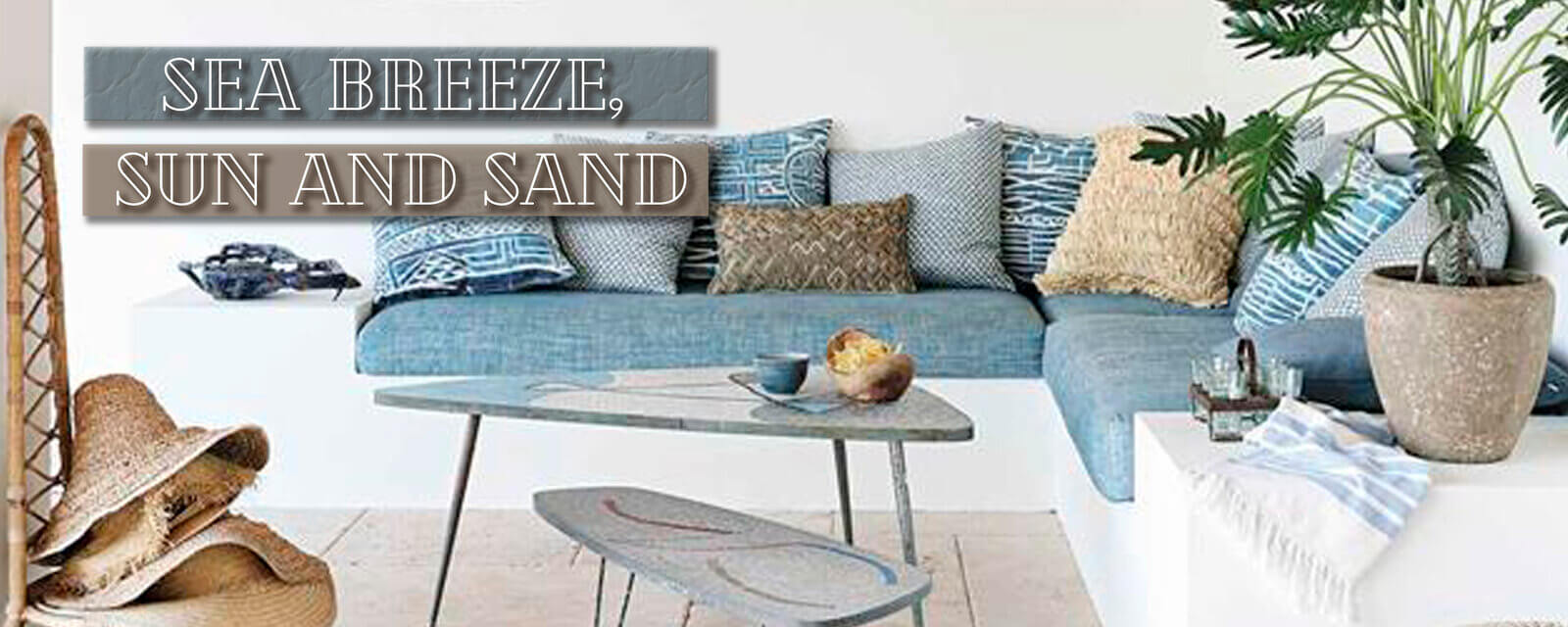 Sea breeze, Sun and Sand