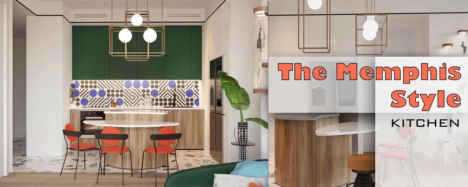 The Memphis Style | Kitchen