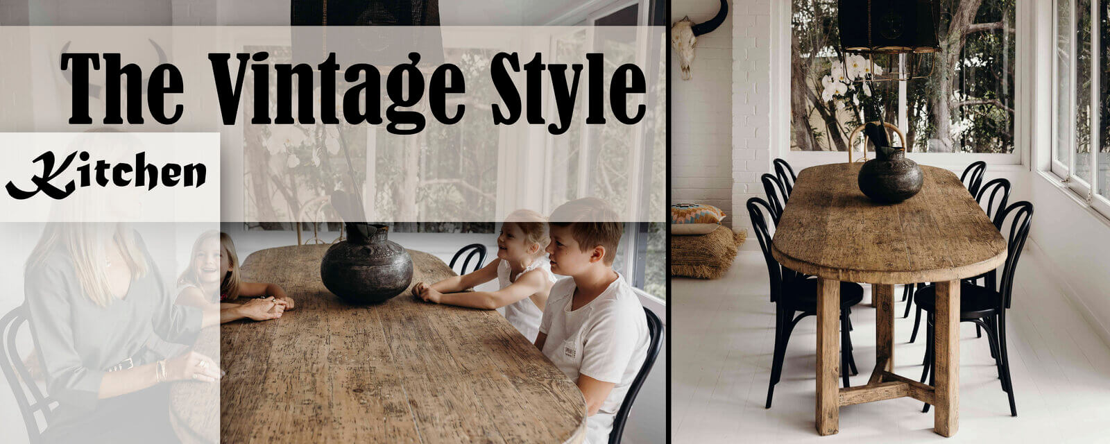 The Vintage Style | Kitchen