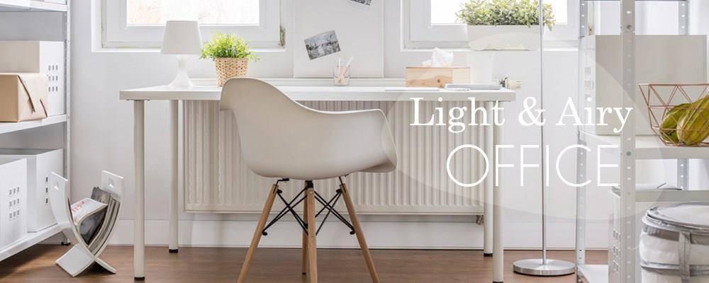 Light & Airy Office