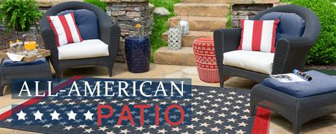 All-American Patio