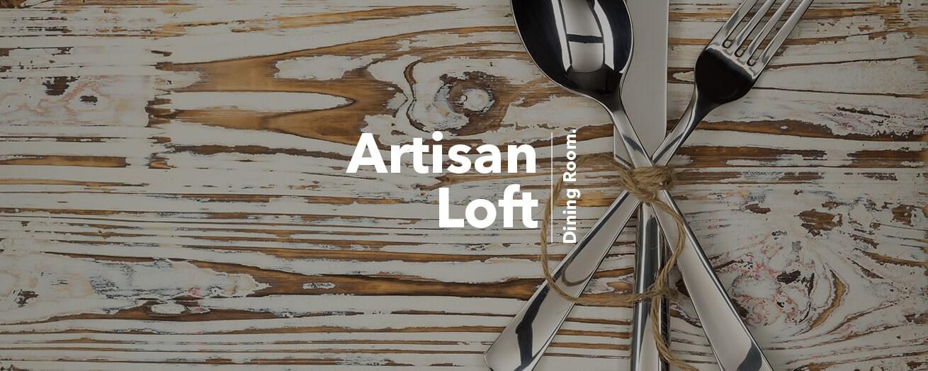 Artisan Loft | Dining Room