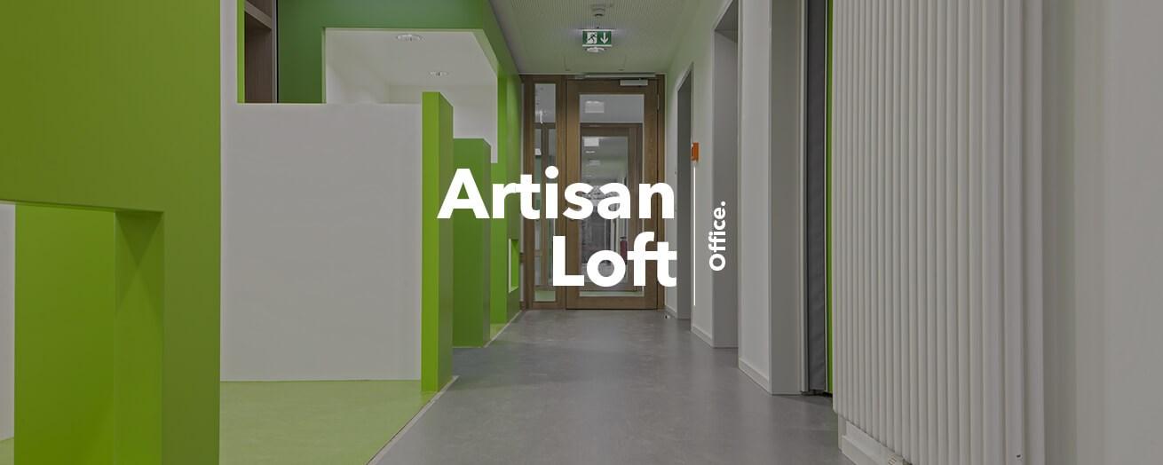 Artisan Office | Loft Style