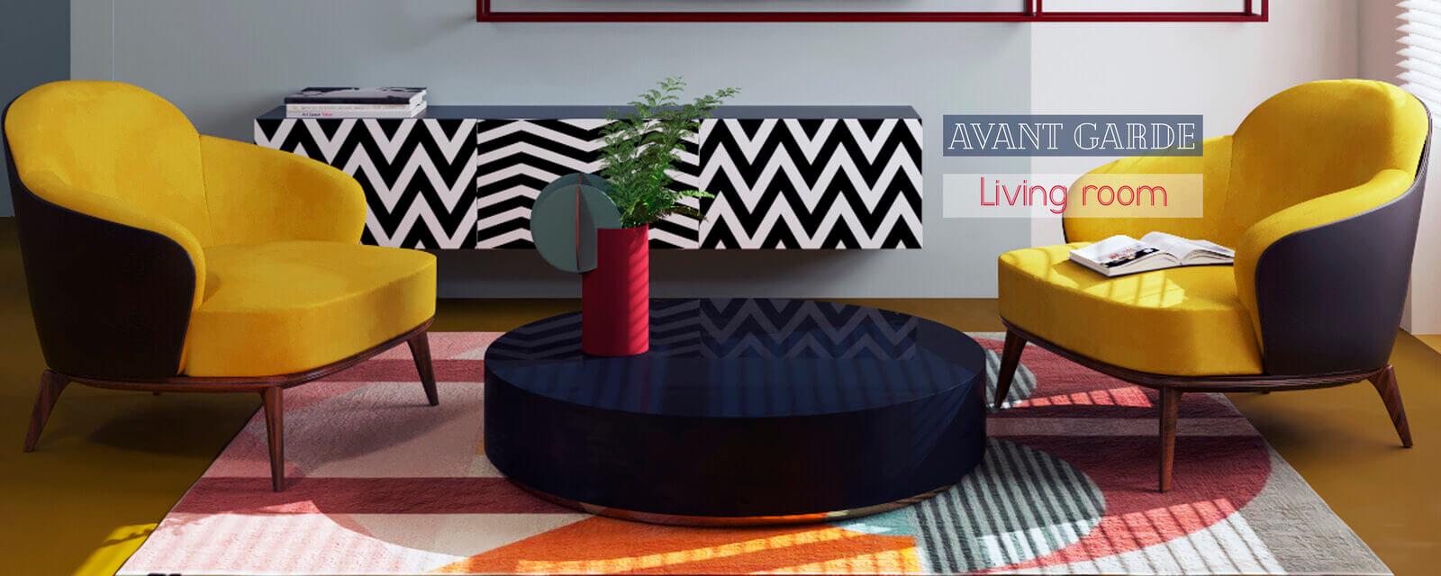 Avant Garde | Living Room