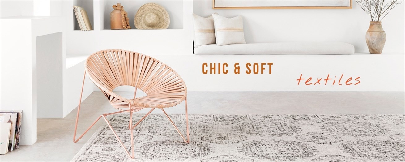 Chic and Soft Textiles
