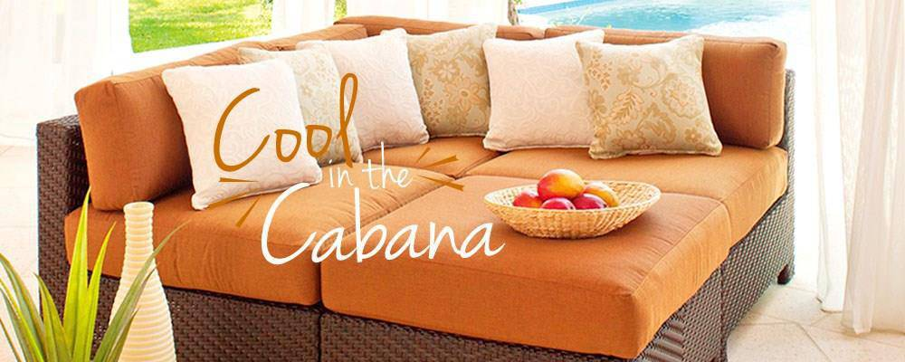 Cool in the Cabana