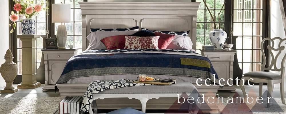 Eclectic Bedchamber