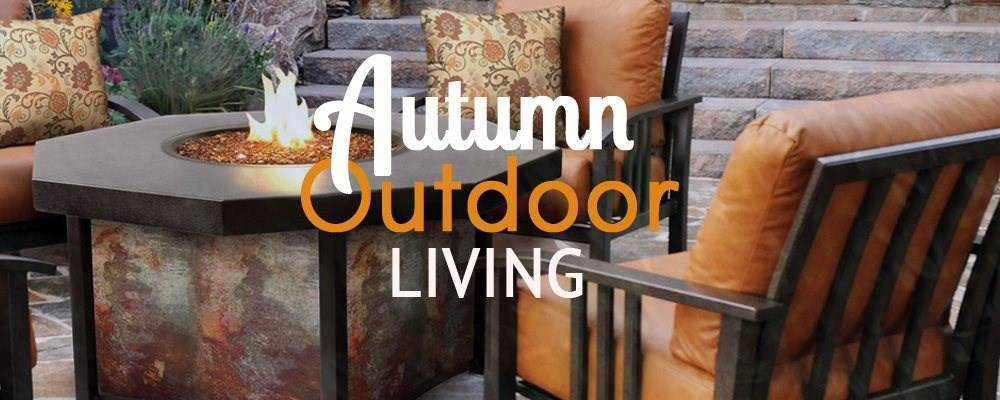 Autumn Outdoor Living