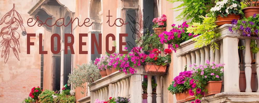 Escape To: Florence
