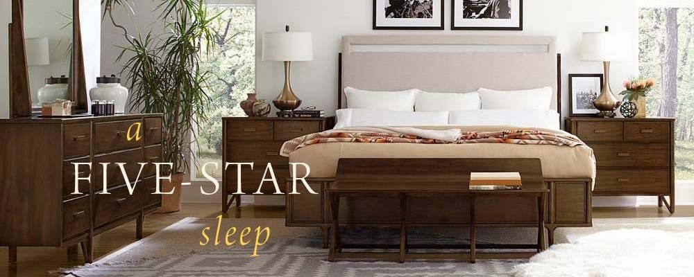 A Five-Star Sleep
