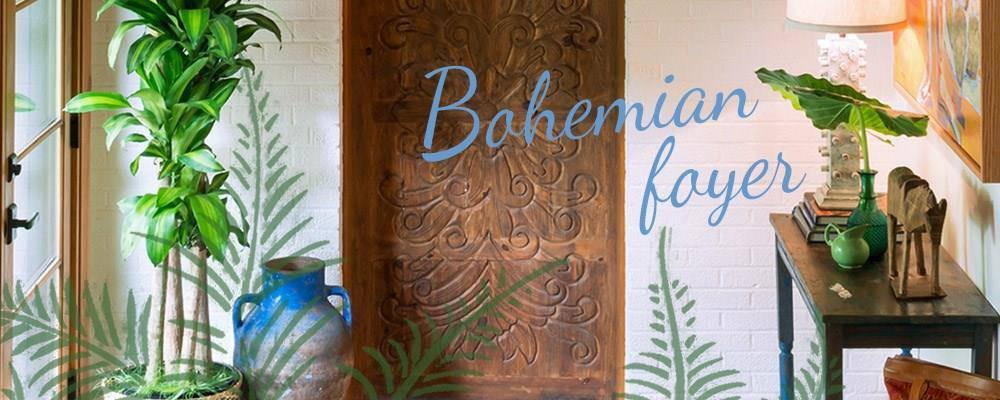 Bohemian Foyer