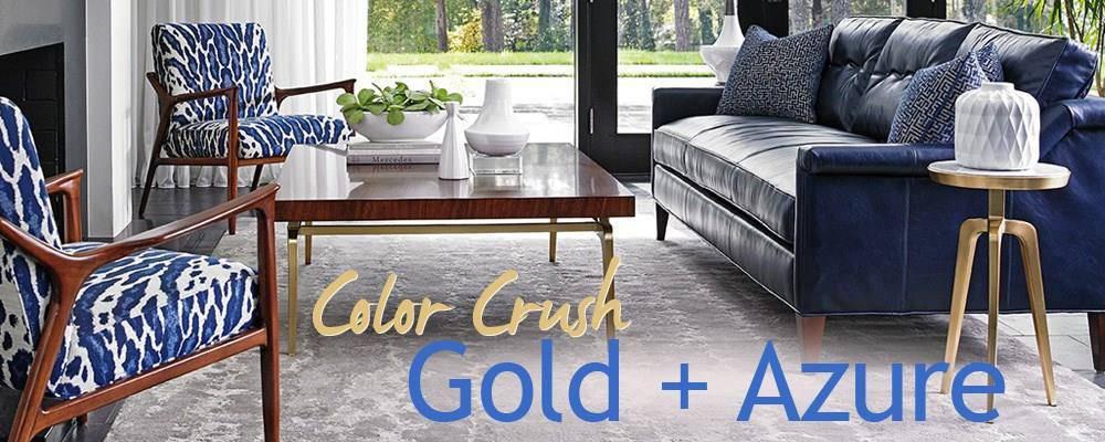 Gold + Azure