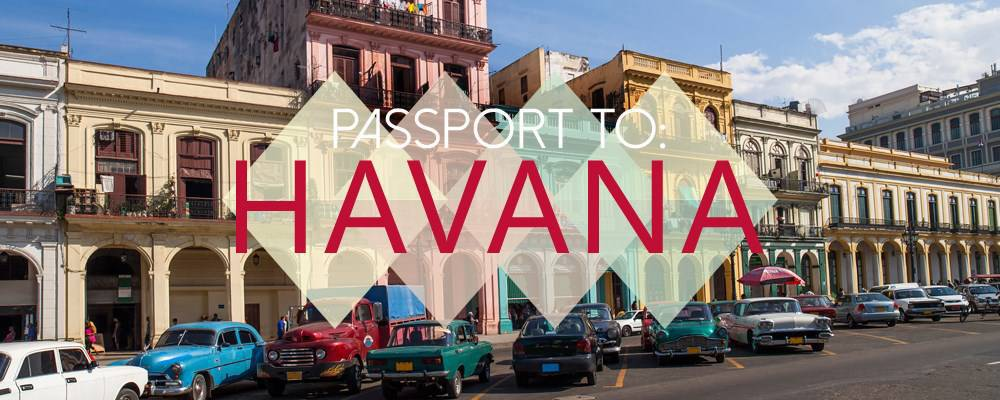 Passport To: Havana