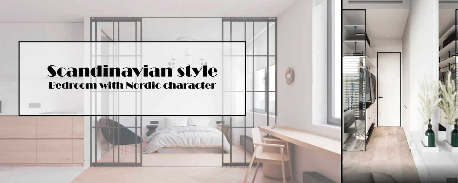 Scandinavian Style | Bedroom