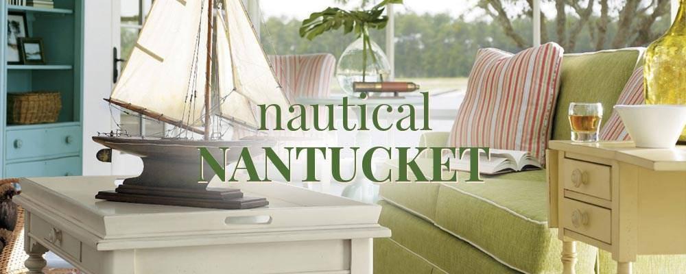 Nautical Nantucket Home Decor Amp Furniture Luxedecor